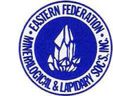 Eastern Federation of Mineralogical and Lapidary Societies logo